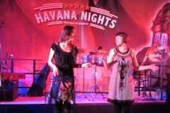 Baileo beim Salsakurs bei Havana Nights