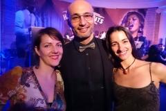 Bei der Premiere der Havana Nights Salsashow