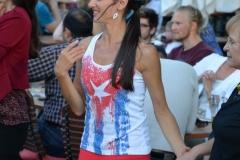 Salsa Rueda-Kurs mit Meylem