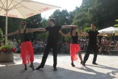 Salsa Showgruppe 2013