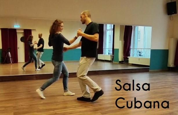 Salsa-Partnerwork