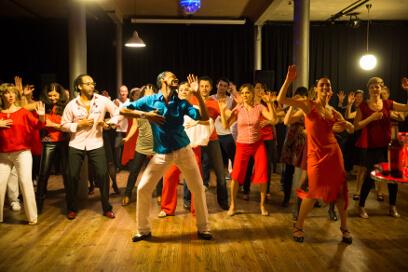 Salsa in Leipzig