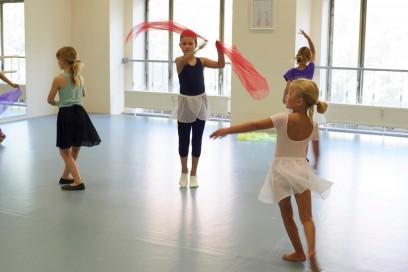 Kinder- und Teen-Tanztag im Baileo am 2. September