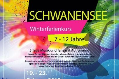 Winterferienkurs Schwanensee 19.02. – 23.02.2018