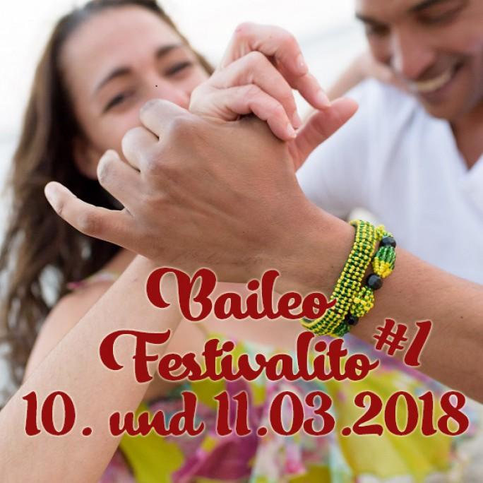 <strong>Baileo Festivalito - kommt tanzen!</strong>