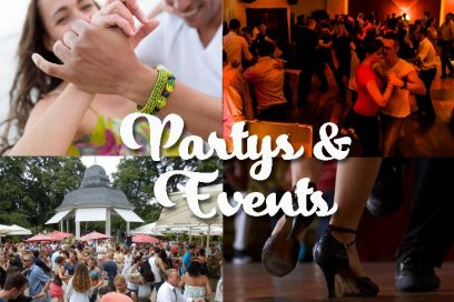 Events, Workshops, Party in 2018
