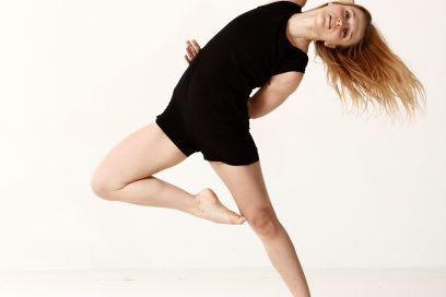 Workshop Modern Dance mit Juliette Rahon