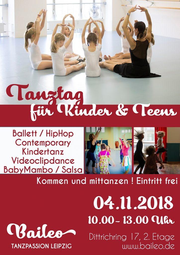 kindertanz hip hop ballett contemporary
