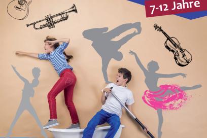Ferienkurs Musik und Tanz im Februar 2019: Peer Gynt