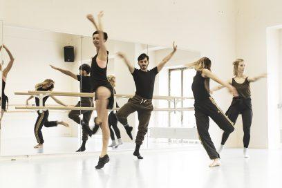 Dankeschön-Tanzwochenende Ballett, Kindertanz und Co.