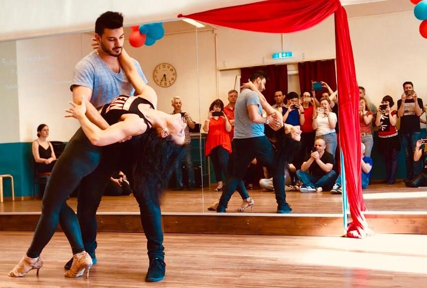 bachata und Ladystyling workshop in leipzig