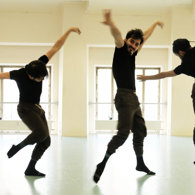 <strong>Contemporary Dance mit German Farias</strong>