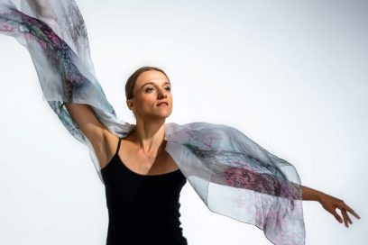 Modern Dance Workshop mit Juliette Rahon