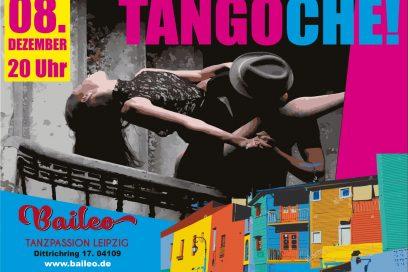 TANGOCHE – Dinner-Show-Tanz