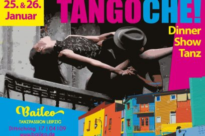 TANGOCHE – Tanztheater /  Dinner-Tanzshow