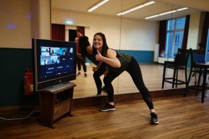 Tanzschul-Schließung und online-Programm