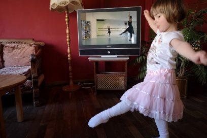 Tanz mit uns zuhause!