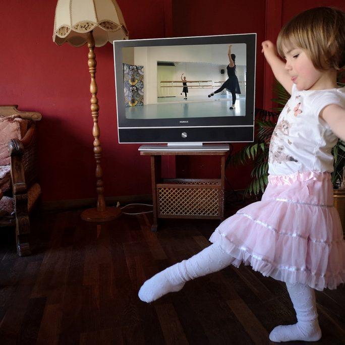 <strong>Aktuelle Informationen  - Tanze online mit uns!