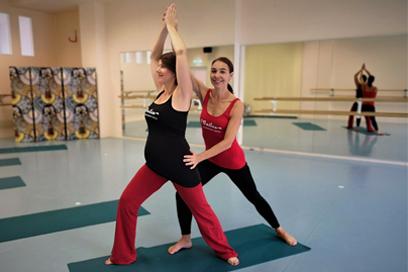 Yoga & Tanz für Schwangere