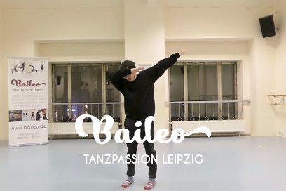 Jazzdance Challenge mit Germán Farias