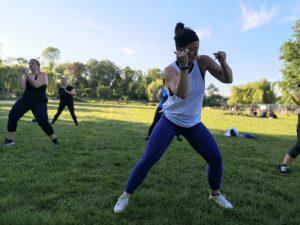 Fitnesskurs Tanzfitness